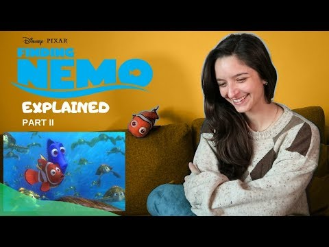 MARINE BIOLOGIST explains FINDING NEMO – Part II