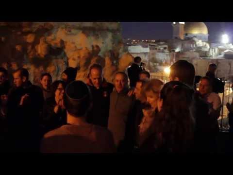 Seeing Israel Through Google Glass