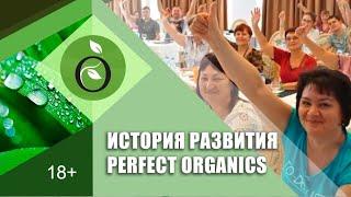 История развития Perfect Organics!//Дмитрий Высотков