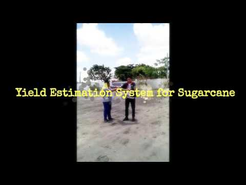 eBee Sense Fly for sugarcane mapping