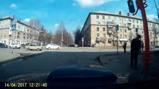 падение светофора ч. 1