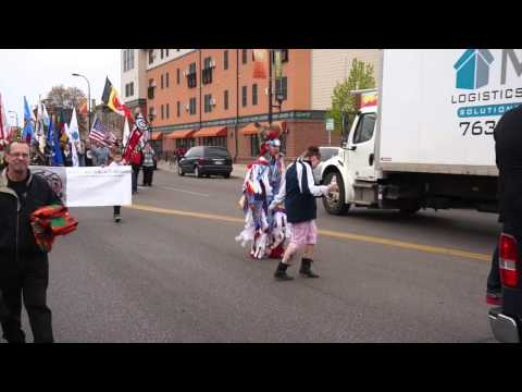 2015 American Indian Month Kick Off Sights & Sounds