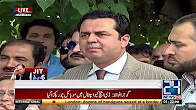PML-N Talal Chaudhry bashes Imran Khan in media talk - 24 News HD