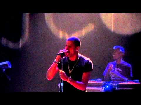 J Cole Performs Lost Ones In Chicago