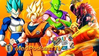 NEW MeriPodcast 11x17: Dragon Ball FighterZ Review y Nintendo Labo