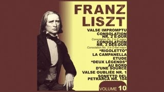Franz Liszt -- Consolation N.3 in D-flat major: Lento placido