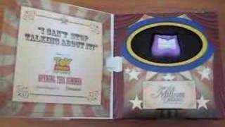 Toy Story Mania Mr. Potato Head Barker Promotional Box