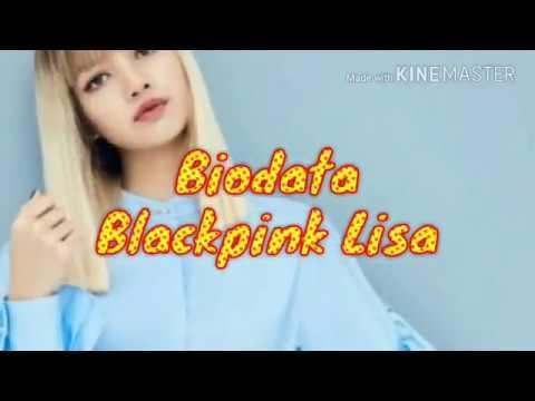 Biodata Blackpink Lisa