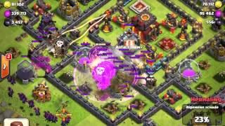 loling82 farmt dark elixer met ballonnen in de kampioens divisie in clash of clans