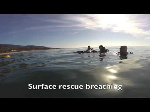 Leo Carillo Rescue Class 010415