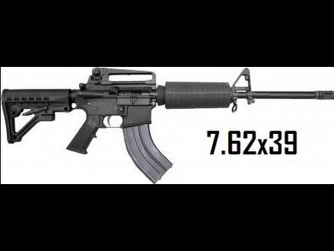 Bear Creek Arsenal AR15 in 7.62×39 unboxing   ARO News
