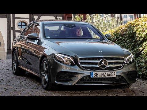 Mercedes-Benz E-Class Ee EQ Power plug-in hybrid