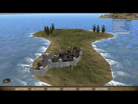 Robbaz Twitch Stream 250717: Mount & Blade: Warband - Game of thrones