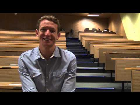 Tim Lefroy - On exchange, honours, and grad jobs