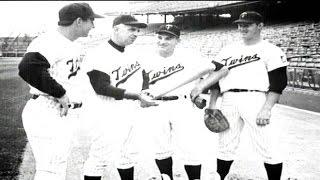 SEA@MIN: Twins celebrate 1965 American League Champs