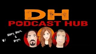 Flat Earth Clues interview 110 - DH Podcast Hub - hostile & language - Mark Sargent ✅