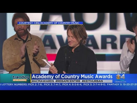 Eric Hunter - ACM Entertainer of The Year Is Keith Urban
