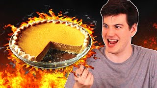Ruining Pumpkin Pie