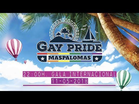 Gala Internacional Gay Pride Maspalomas 2018