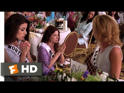 Miss Congeniality 2/5 Movie   Bagel Prayer 2000 HD