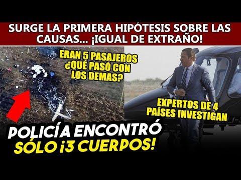 Obrador ya tiene la primera hipótesis sobre lo ocurrido a Moreno Valle y su esposa