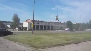 13-latka podtruła się tlenkiem węgla na piaskach w Malborku.– 25.05.2016