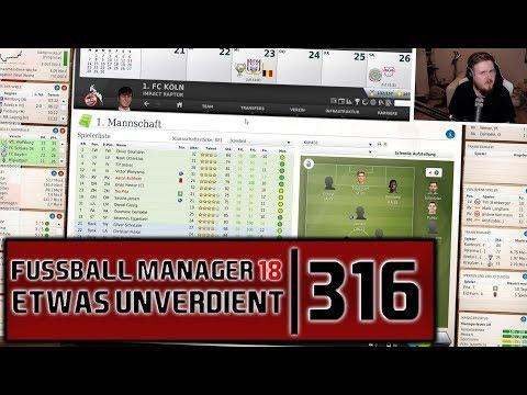 Etwas unverdient    1. FC Köln   Saison 7   Fußball Manager 18 #316