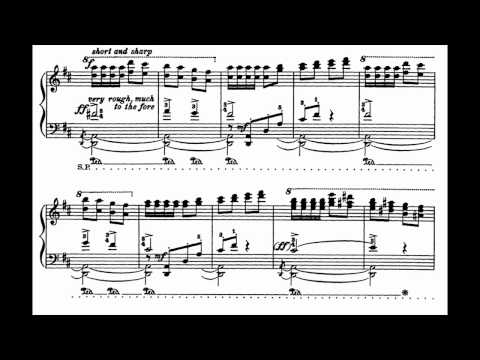 Percy Grainger - Eastern Intermezzo (Piano)