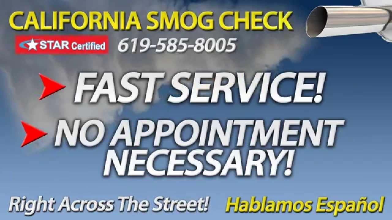 Dmv Smog Check >> California DMV Smog Check AD - YouTube