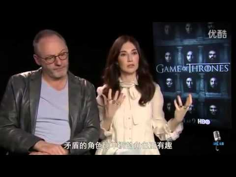 Game of Thrones Season 6 Cast interviews