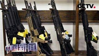 [中国新闻] 瑞士全民公投 同意严格控枪 | CCTV中文国际