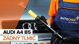Oprava AUDI A8 vlastnými rukami - video sprievodca autom