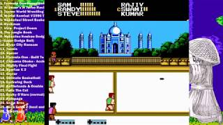 Super Dodge Ball (NES) - live-stream (Difficult, Best ending)