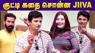 Miratchi – Audio Launch | Jiiva Funny Speech | Jithan Ramesh | Ena Saha | MV Krishna |