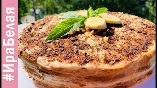 Потрясающе Вкусный Торт без Выпечки за 15 минут   Irina Belaja