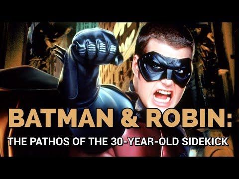 Batman & Robin: The Pathos Of The 30-Year-Old Sidekick
