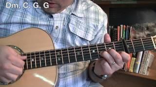 """Blue Jeans"" - Lana Del Rey (Easy Guitar Lesson)"