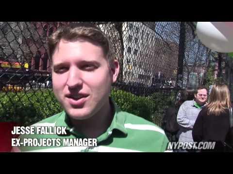The Unemployment Olympics - New York Post