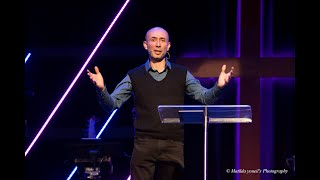 Face your enemy  واجه عدوك | Faris Bazi | Sunday Live | Calvary Church