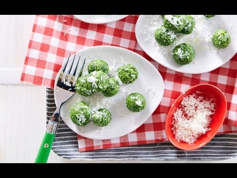 Easy Italian Recipes: Spinach Gnocchi For Kids - Weelicious