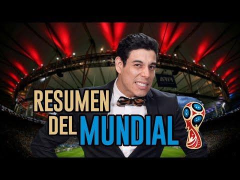 Resumen del Mundial FIFA RUSIA 2018