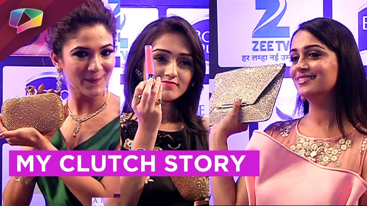 Download TV actresses reveals what's in their Clutch
