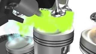Benzin-Direkteinspritzung