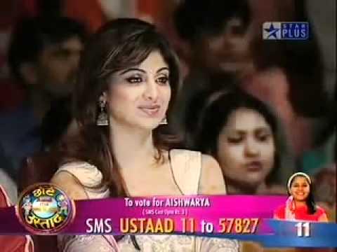 YouTube - Aishwarya - Soni De Nakhre (SVOI Chhote Ustaad).flv