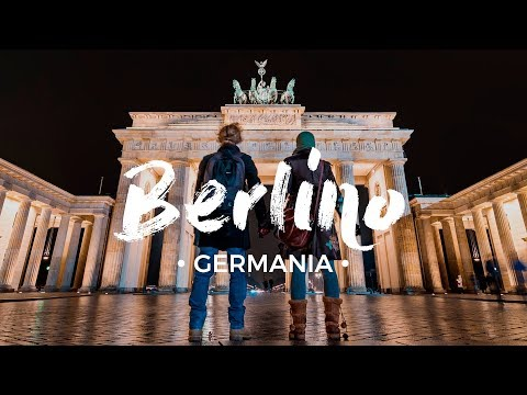 BERLINO in un WEEKEND! - Guida di viaggio [ENG subs]