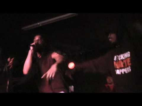PackFM, Substantial & Mr. Mecca - Outro Dance @ Dominion Reunion Show, EOW, Pyramid, NYC
