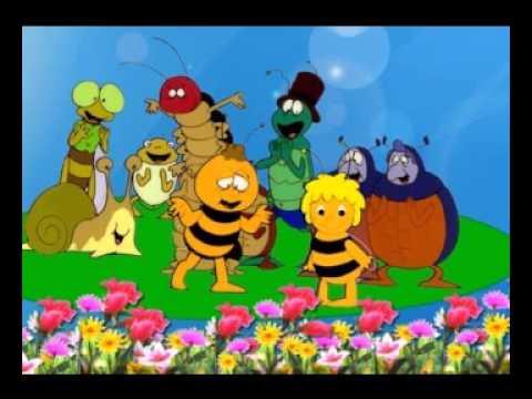 L' ape Maia va - sigla completa