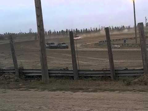 Sheyenne River Speedway 10/03/15.   #34