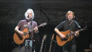Bob Weir and Trey  Anastasio - Birdsong into Miss You (Wanee 2017)