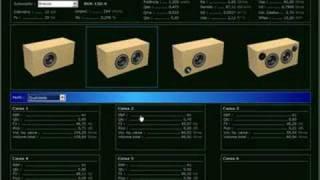 Video caixa acustica INICIANTE